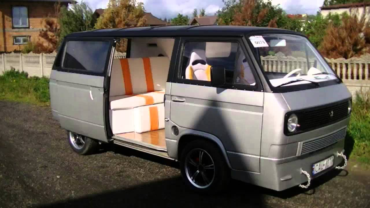 volkswagen t3 surf bus camper custom part two youtube. Black Bedroom Furniture Sets. Home Design Ideas