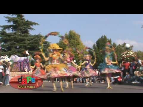 2. Disney's Once Upon a Dream Parade - Disneyland Paris