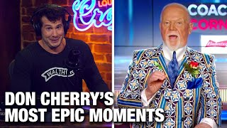 PATRIOT HERO: Don Cherry's Top 5 Epic Moments! | Louder with Crowder