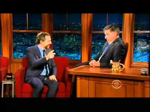 Craig Ferguson 4/12/12D Late Late Show Judd Apatow