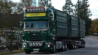 Scania R560 8/ Sound Bergslagsschakt