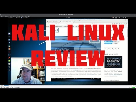 Kali Linux Review