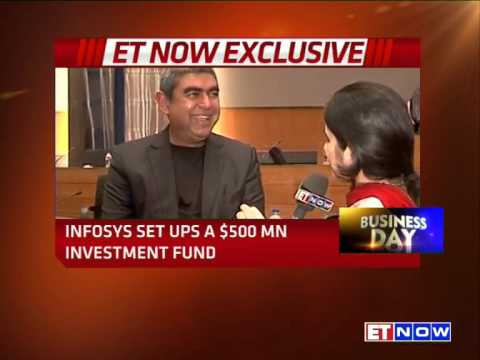 EXCLUSIVE: Vishal Sikka To ET NOW As Infosys Surprises Street With Q3 Earnings