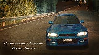 Gran Turismo 3 - Professional  League - Boxer Spirit