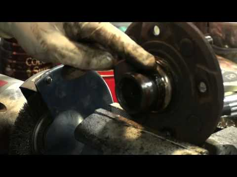 Replacing an Accord Wheel Bearing - EricTheCarGuy