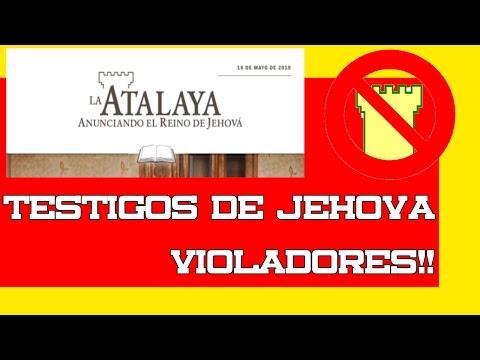 INCREÍBLE Pederastas!! Testigos De Jehová O Testigos Del DIABLO Documental 2017