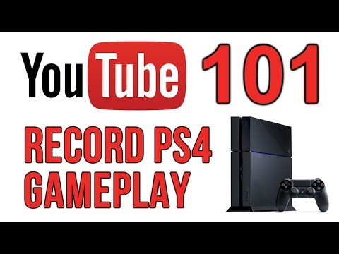 YouTube 101: How to Record PS4 Gameplay w/ Elgato Game Capture HD (Tutorial)