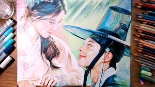 Love in the Moonlight : Lee Yeong, Hong Ra-on | drawholic