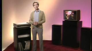 1982 Magnavox laserdisc demo