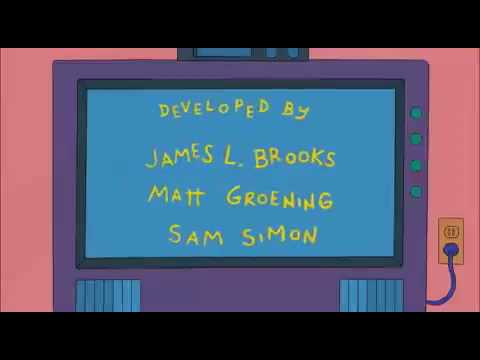 Simpsons New Intro
