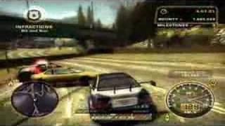 NFS: Most Wanted End of Game