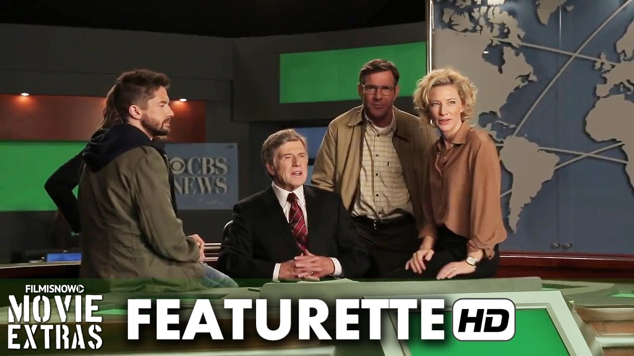 Truth (2015) Featurette - The Cast