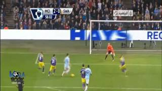 Manchester City 3-0 Swansea |HD|