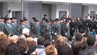 INAGURACIÓN CUARTEL GUARDIA CIVIL EN FITERO (NAVARRA) 15 -03 2015