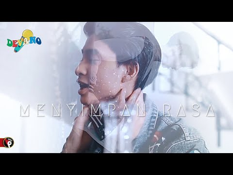 Devano Danendra - Menyimpan Rasa (Official Lyrics video)