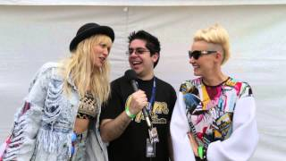 NERVO Interview - BPM RADIO Australia - St Kilda Foreshore Beach Festival