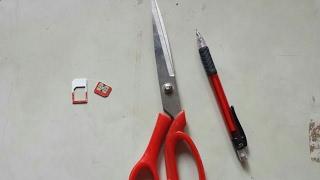 How to cut micro sim
