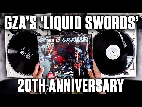 GZAs Liquid Swords 20th Anniversary Celebration