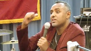 Watch Habtamu Ayalew's emotional speech in full