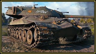 IS-7 - 10K Damage - World of Tanks Gameplay