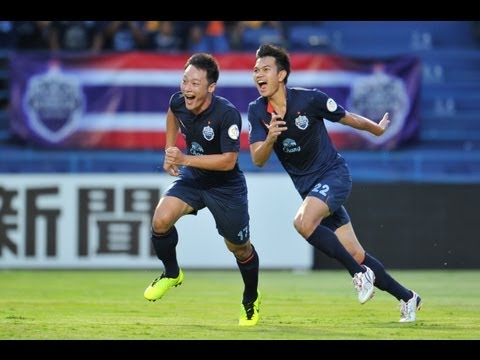 Buriram United vs Bunyodkor: AFC Champions League 2013 - Round of 16 Leg 1