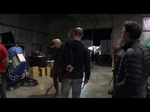 The Hobbit: The Desolation of Smaug - Lake-town – Rehearse - Official Warner Bros. UK