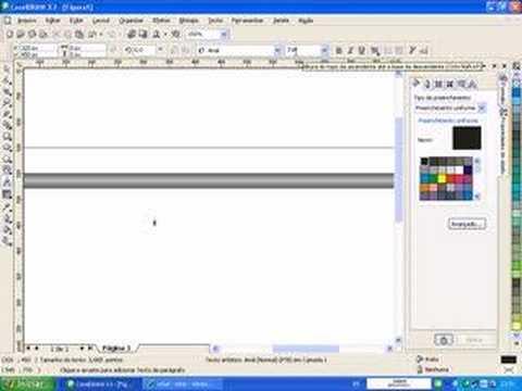 Video-aulas Suite Corel (Draw x Photopaint) - Aula 41
