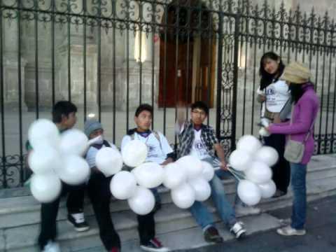 Jovenes Lideres en Servicio - Club de Leones Arequipa Universidad alas Peruanas 2012-2013