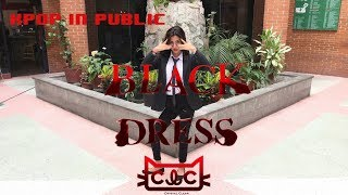 [KPOP IN PUBLIC] CLC (씨엘씨) _ BLACK DRESS | B-YOUNG Dance Cover