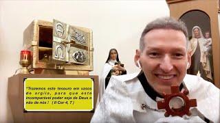 ❤️CORAÇÃO ABERTO❤️ Quarta-feira dia 22/05/19 🌹Dia de Santa Rita🌹O IMPOSSÍVEL DEUS VAI REALIZAR🌹🌹