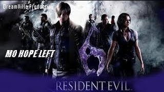 ''Resident Evil 6 Film No Hope Left'' Film HD. In chronological Order.