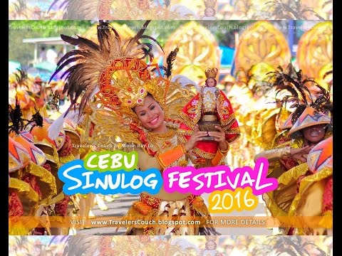 SINULOG 2015 - Cebu, Philippines (Remix Video)