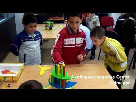 Taller de juegos de mesa para niños en Colmenar