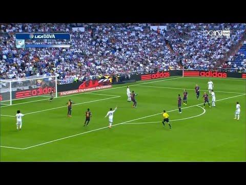 La Liga 25 10 2014 Real Madrid vs Barcelona - HD - Full Match - 2ND - English Commentary 1