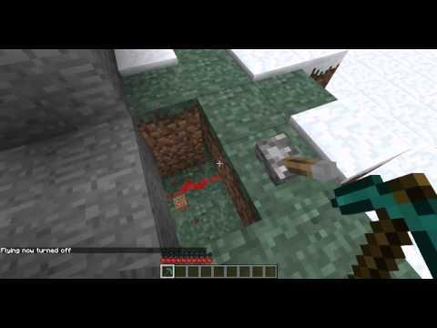 Piston Door 3x2 Minecraft 3x2 Hidden Piston