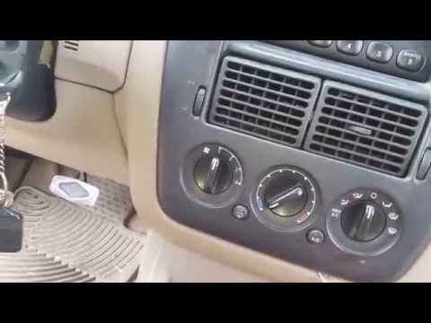 2004 Ford Explorer No Heat + Clicking Fix