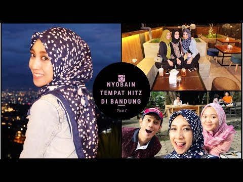 NYOBAIN KULINERAN MURAH DI BANDUNG #VAKEITION - YouTube