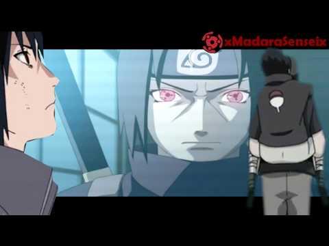 media sasuke vs danzo full fight amv