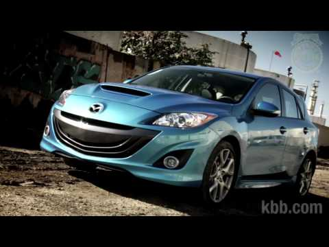 Mazda Mazdaspeed3 Feature Review Video - Kelley Blue Book