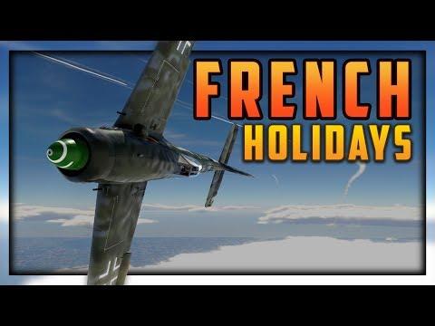 WT    Fw 190 D-13 - French Holidays [Air Battle France] thumbnail
