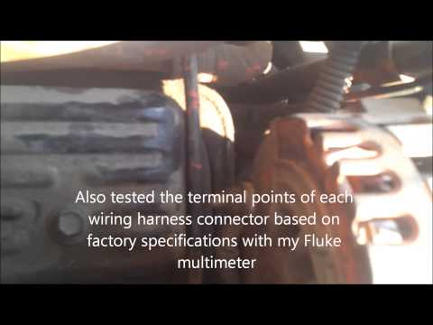 1994 Chevy Caprice LT1 will not start - no spark Opti-Spark