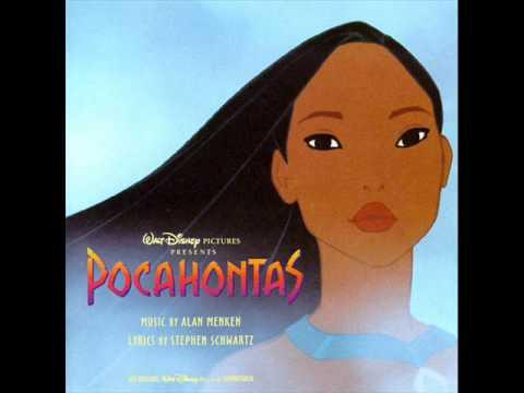 Pocahontas OST - 28 - If I Never Knew You