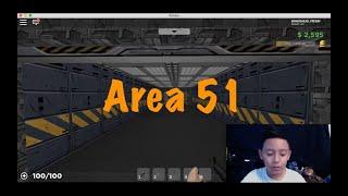 Roblox Area 51 - Vid 1