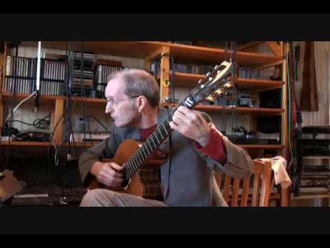 Claude Sirois Matteo Carcassi Key of D Major