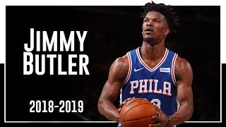 76ers SF Jimmy Butler 2018-2019 Season Highlights ᴴᴰ