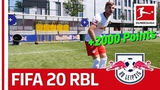 Werner, Gulacsi amp Co. - EA SPORTS FIFA20 BUNDESLIGA CHALLENGE - RB Leipzig