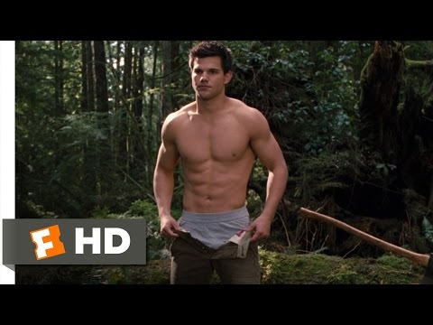 Twilight: Breaking Dawn Part 2 movie clips: http://j.mp/1sw3D09 BUY THE MOVIE: http://j.mp/ZSSECU Don't miss the HOTTEST NEW TRAILERS: http://bit.ly/1u2y6pr CLIP DESCRIPTION: Jacob (Taylor.