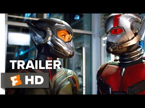 Ant-Man and the Wasp Trailer #2 (2018) | Movieclips Trailers