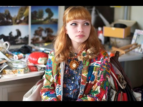 Tavi Gevinson Closet Interview for StyleLikeU