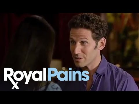 Scene #3 from Royal Pains - Open Up Your Yenta Mouth and Say Ah 8/26 MID-SEASON FINALE